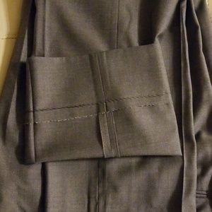 Wilke Rodriguez Suits & Blazers - WILKE RODRIGUEZ GREY 3 PIECE SUIT